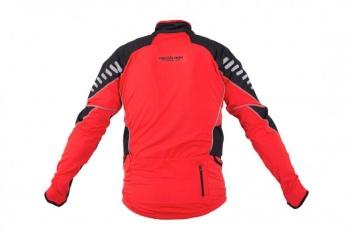 Red Venom Windblocker Thermal Jacket Forrunnersbyrunners
